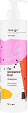 Düfte, Parfümerie und Kosmetik Shampoo für gefärbtes Haar - Kili·g Woman Shampoo For Coloured Hair