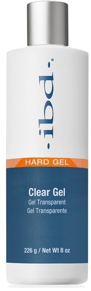 Nagelgel transparent - IBD Clear Gel