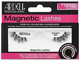 Düfte, Parfümerie und Kosmetik Künstliche Wimpern - Ardell Magnetic Lashes Accent 002