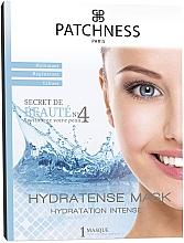 Düfte, Parfümerie und Kosmetik Lifting-Maske für das Gesicht mit Aloe Vera Extrakt - Patchness Hydratense Mask