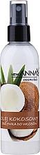 Düfte, Parfümerie und Kosmetik Leave-in Haarspülung mit Kokosnuss - New Anna Cosmetics