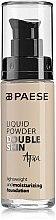Düfte, Parfümerie und Kosmetik Foundation - Paese Liquid Powder Double Skin Aqua