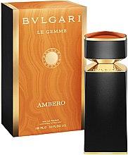 Düfte, Parfümerie und Kosmetik Bvlgari Le Gemme Ambero - Eau de Parfum