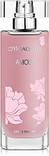Düfte, Parfümerie und Kosmetik Miraculum Amour - Eau de Parfum