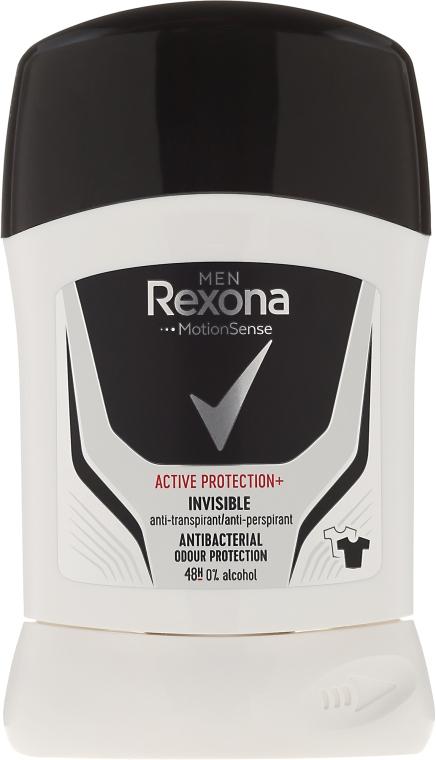 Deostick Antitranspirant - Rexona Motion Sense Active Protection+ Invisible