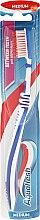 Düfte, Parfümerie und Kosmetik Zahnbürste mittel Between Teeth blau - Aquafresh Between Teeth Medium