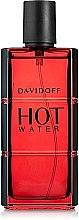 Düfte, Parfümerie und Kosmetik Davidoff Hot Water - Eau de Toilette (Tester mit Deckel)