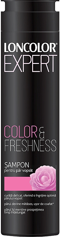 Farbschützendes Shampoo - Loncolor Expert Color & Freshness Shampoo