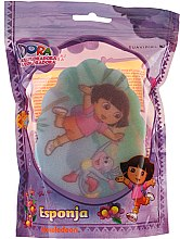 Düfte, Parfümerie und Kosmetik Kinder-Badeschwamm Dora 169-9 - Suavipiel Dora Bath Sponge