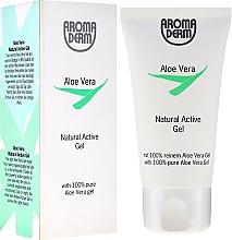 Düfte, Parfümerie und Kosmetik Aktives Bio Gesichtsgel mit Aloe Vera und Vitaminen - Styx Naturcosmetic Aroma Derm Aloe Vera