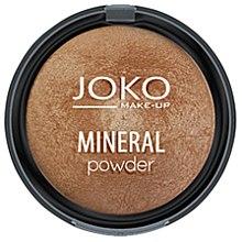 Düfte, Parfümerie und Kosmetik Gesichtspuder - Joko Mineral Powder