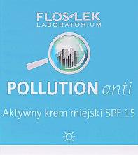 Düfte, Parfümerie und Kosmetik Tagescreme - Floslek Pollution Anti Active City Cream SPF 15