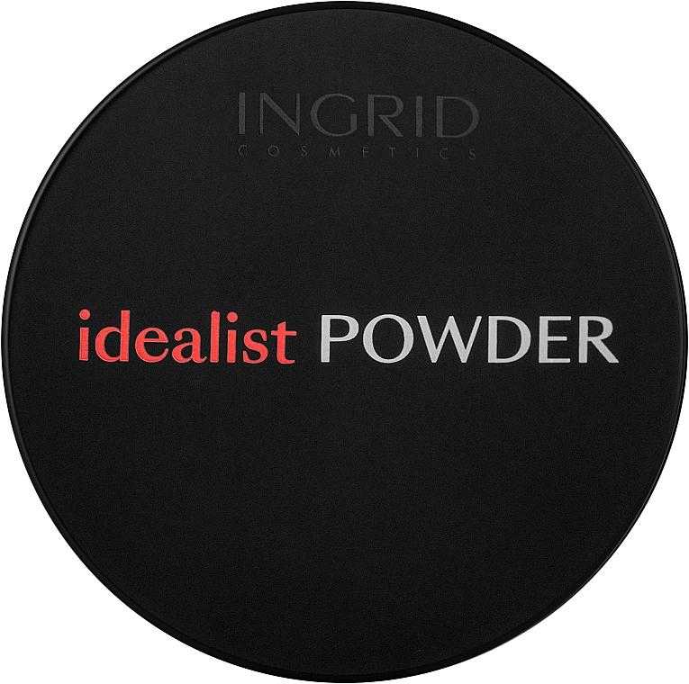 Kompaktpuder - Ingrid Cosmetics Idealist