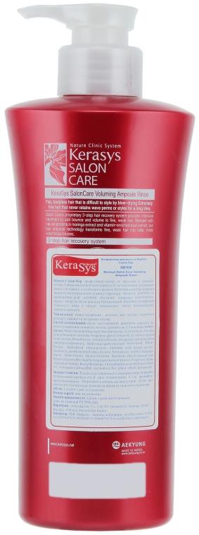 Haarspülung für mehr Volumen - KeraSys Hair Clinic Salon Care — Bild N3