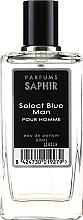 Düfte, Parfümerie und Kosmetik Saphir Parfums Select Blue Man - Eau de Parfum