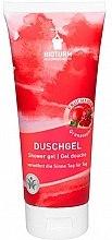 Düfte, Parfümerie und Kosmetik Duschgel mit Granatapfel - Bioturm Pomegranate Shower Gel No.71