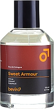Düfte, Parfümerie und Kosmetik Beviro Sweet Armour - Eau de Cologne