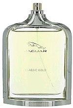 Düfte, Parfümerie und Kosmetik Jaguar Classic Gold - Eau de Toilette (Tester ohne Deckel)