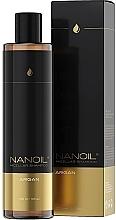 Düfte, Parfümerie und Kosmetik Mizellen-Shampoo mit Arganöl - Nanoil Argan Micellar Shampoo