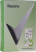 Düfte, Parfümerie und Kosmetik Körperpflegeset - Rexona Motion Sense Woman Aloe Fresh (Deodorant 150ml + Duschgel 250ml)