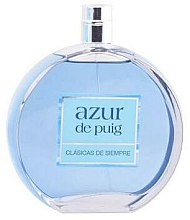 Düfte, Parfümerie und Kosmetik Antonio Puig Azur de Puig - Eau de Toilette
