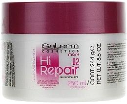 Düfte, Parfümerie und Kosmetik Regenerierende Haarmaske - Salerm Hi-Repair Mask