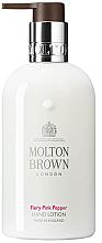 Düfte, Parfümerie und Kosmetik Molton Brown Fiery Pink Pepper - Handlotion Rosa Pfeffer