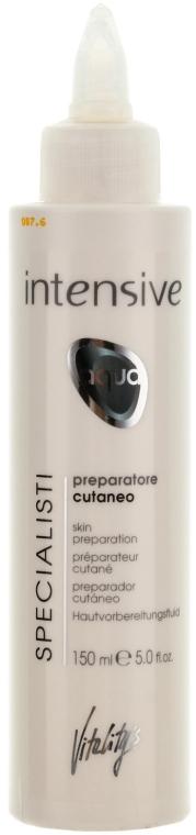 Hautvorbereitungsfluid für hygienische Reinigung der Kopfhaut - Vitality's Aqua Skin Preparation