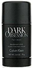 Düfte, Parfümerie und Kosmetik Calvin Klein Dark Obsession - Deodorant Stick für Männer
