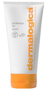 Wasserfeste Sonnenschutzcreme für Körper und Gesicht SPF 50 - Dermalogica Daylight Defence Protection Sport SPF50 — Bild N1