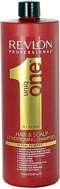 2-in-1 Shampoo und Conditioner - Revlon Professional Uniq One All In One Conditioning Shampoo