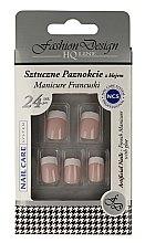 Düfte, Parfümerie und Kosmetik Künstliche Nägel French 77968 - Top Choice Fashion Design