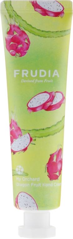 Feuchtigkeitsspendende Handcreme mit Drachenfrucht - Frudia My Orchard Dragon Fruit Hand Cream