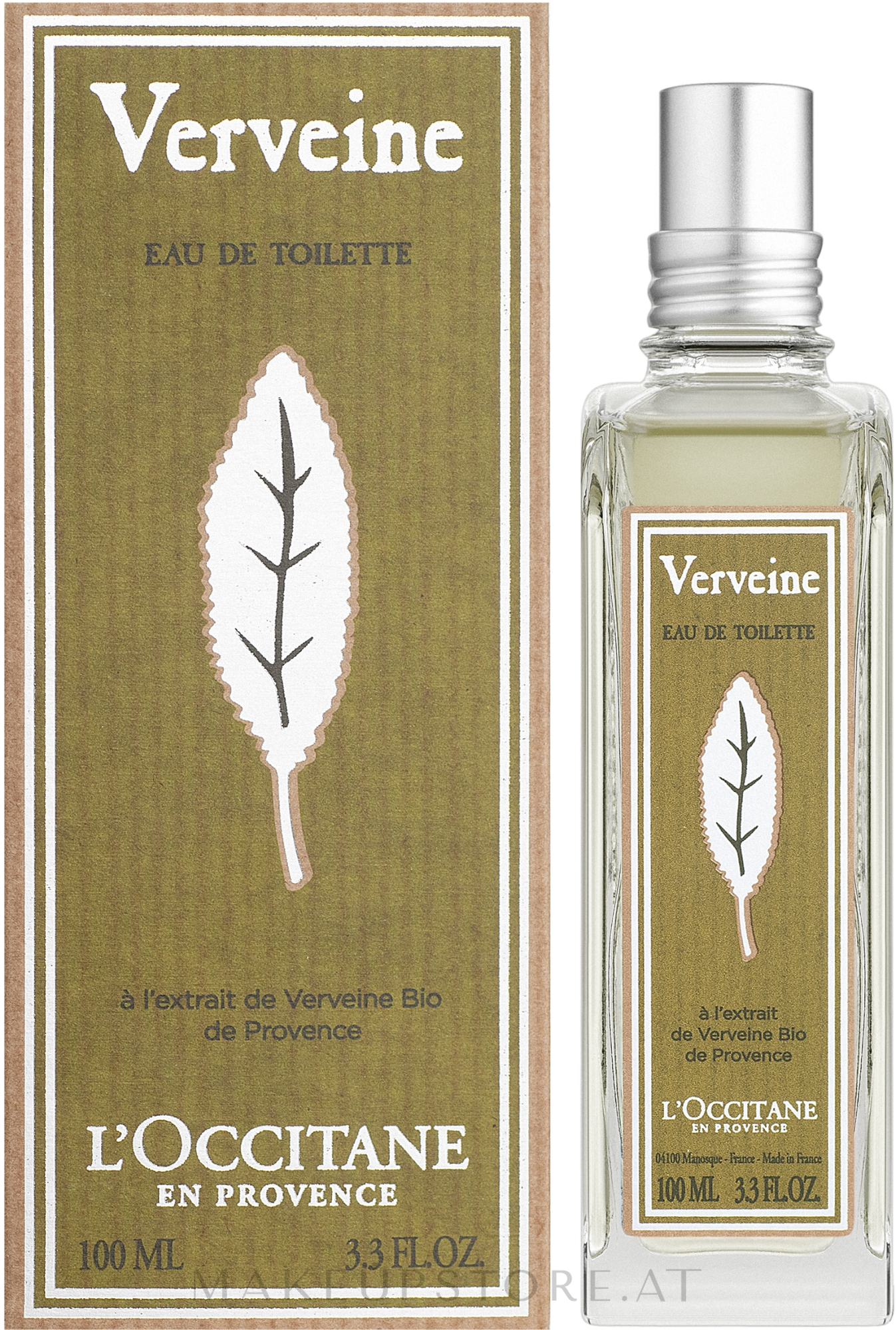 L'Occitane Verbena - Eau de Toilette  — Bild 100 ml