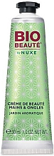 Düfte, Parfümerie und Kosmetik Hand- und Nagelcreme Aromatischer Garten - Nuxe Bio Beaute Hand and Nail Beauty Cream Aromatic Garden