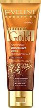 Düfte, Parfümerie und Kosmetik Selbstbräunungsgel für Gesicht und Körper, dunkle Haut - Eveline Cosmetics Summer Gold Gel