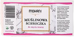 Düfte, Parfümerie und Kosmetik Musselintuch zur Gesichtsreinigung - Mohani