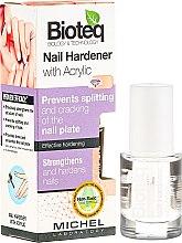 Düfte, Parfümerie und Kosmetik Nagelhärter mit Acryl - Bioteq Nail Hardener With Acrylic