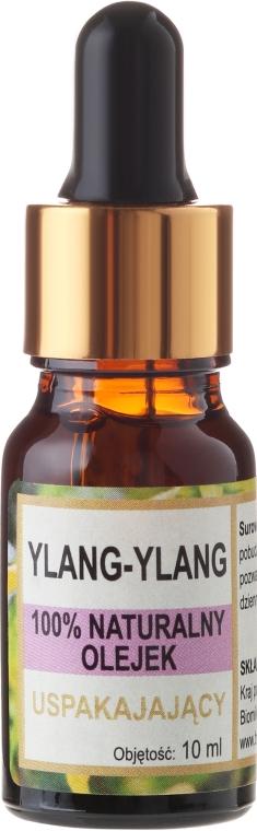 Beruhigendes 100% natürliches Ylang-Ylang-Öl - Biomika Ylang-Ylang Oil