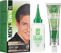 Düfte, Parfümerie und Kosmetik Power Shot zur Graukaschierung für Männer - Henna Plus Men Own Hair Colouring