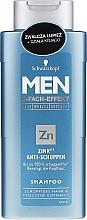 Düfte, Parfümerie und Kosmetik Anti-Schuppen Shampoo - Schwarzkopf Men ZinkPT Anti-Schuppen Shampoo
