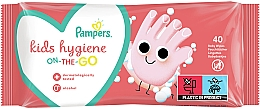 Düfte, Parfümerie und Kosmetik Feuchte Babytücher 40 St. - Pampers Kids On The Go