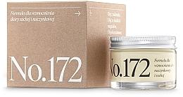 Düfte, Parfümerie und Kosmetik Stärkende Gesichtscreme für trockene und Kapillarhaut - Make Me Bio Receptura 172