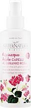 Düfte, Parfümerie und Kosmetik Haarspray für mehr Glanz mit Rosenpelargonie - MaterNatura Acidic Hair Rinse with Rose Geranium