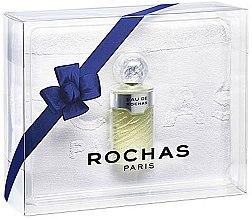 Düfte, Parfümerie und Kosmetik Rochas Eau De Rochas - Duftset (Eau de Toilette 100ml + Handtuch)