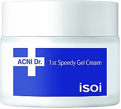 Düfte, Parfümerie und Kosmetik Creme-Gel für das Gesicht Anti-Pickelpflege - Isoi Acni Dr. 1st Speedy Gel Cream