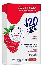 Düfte, Parfümerie und Kosmetik Reinigende Anti-Akne Nasenstreifen - Under Twenty Anti! Acne All Clear! Nose Strip