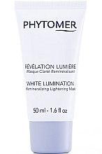 Düfte, Parfümerie und Kosmetik Diamantweiß glühende Gesichtsmaske - Phytomer White Lumination Remineralizing Lightening Mask