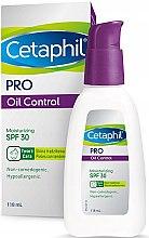 Düfte, Parfümerie und Kosmetik Feuchtigkeitsspendende Anti-Akne Gesichtscreme - Cetaphil Dermacontrol Oil Control Moisture SPF 30