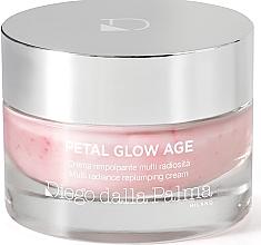 Düfte, Parfümerie und Kosmetik Anti-Aging Gesichtscreme mit Rosenduft - Diego Dalla Palma Petal Glow Age Multi Radiance Replumping Cream